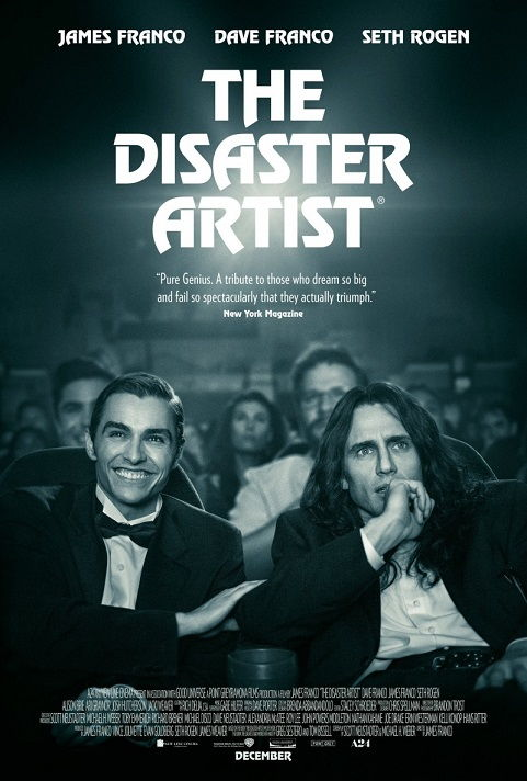 The Disaster Artist 2017 (Горе-творец)