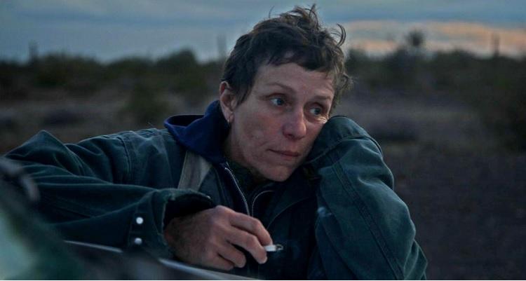 Nomadland - Erster Trailer zu Chloé Zhaos neuem Film mit Frances McDormand - CinemaForever
