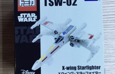 Tsw-02 Tomica Star Wars X Wing Star Fighter