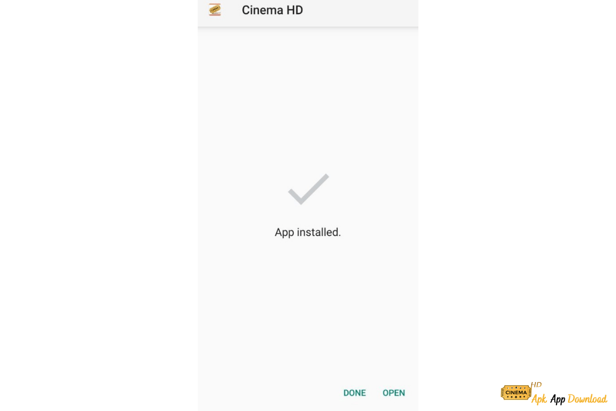 cinema hd apk for android