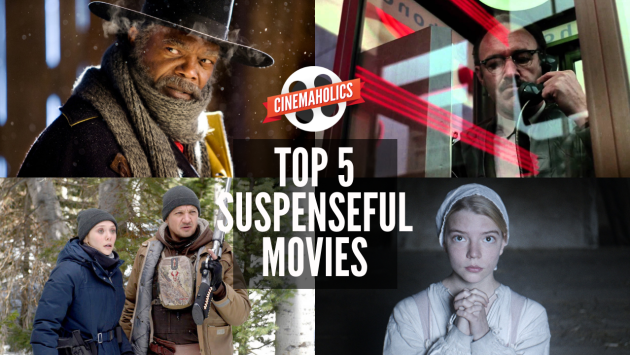 suspenseful movies