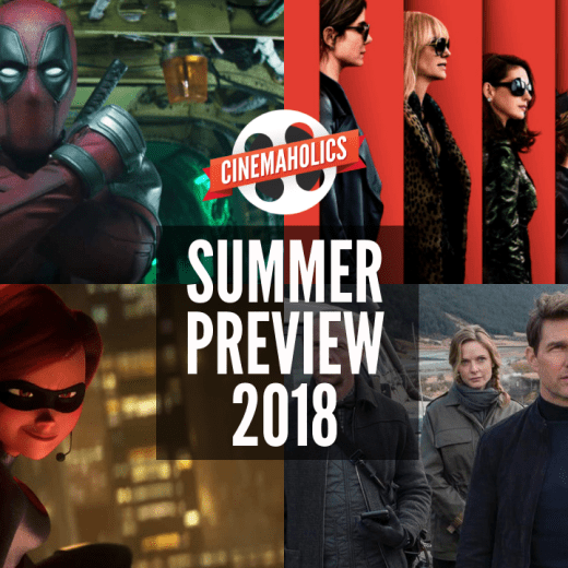 summer movie preview 2018