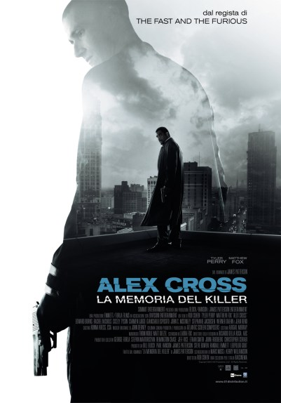 Alex Cross locandina