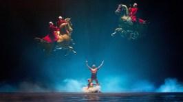 Mondi Lontani, Cirque du Soleil 2