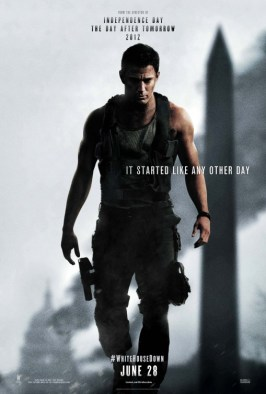White House Down Poster 3