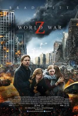 World War Z poster 1