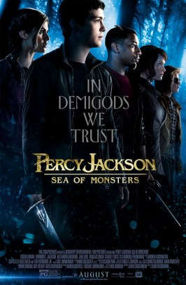 Percy Jackson Sea of Monsters Poster 7