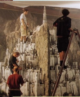 Minas Tirith - Lord of the Rings