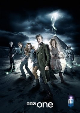 Doctor Who Poster 1