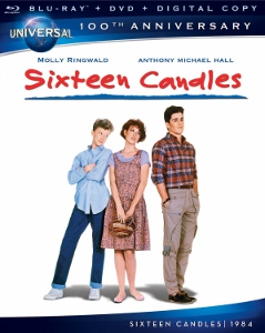 Blu-ray Review: Sixteen Candles