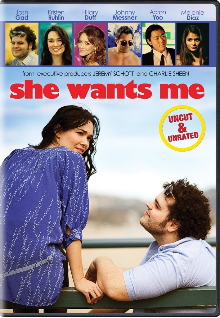 An Interview with Kristen Ruhlin - Star of She Wants Me