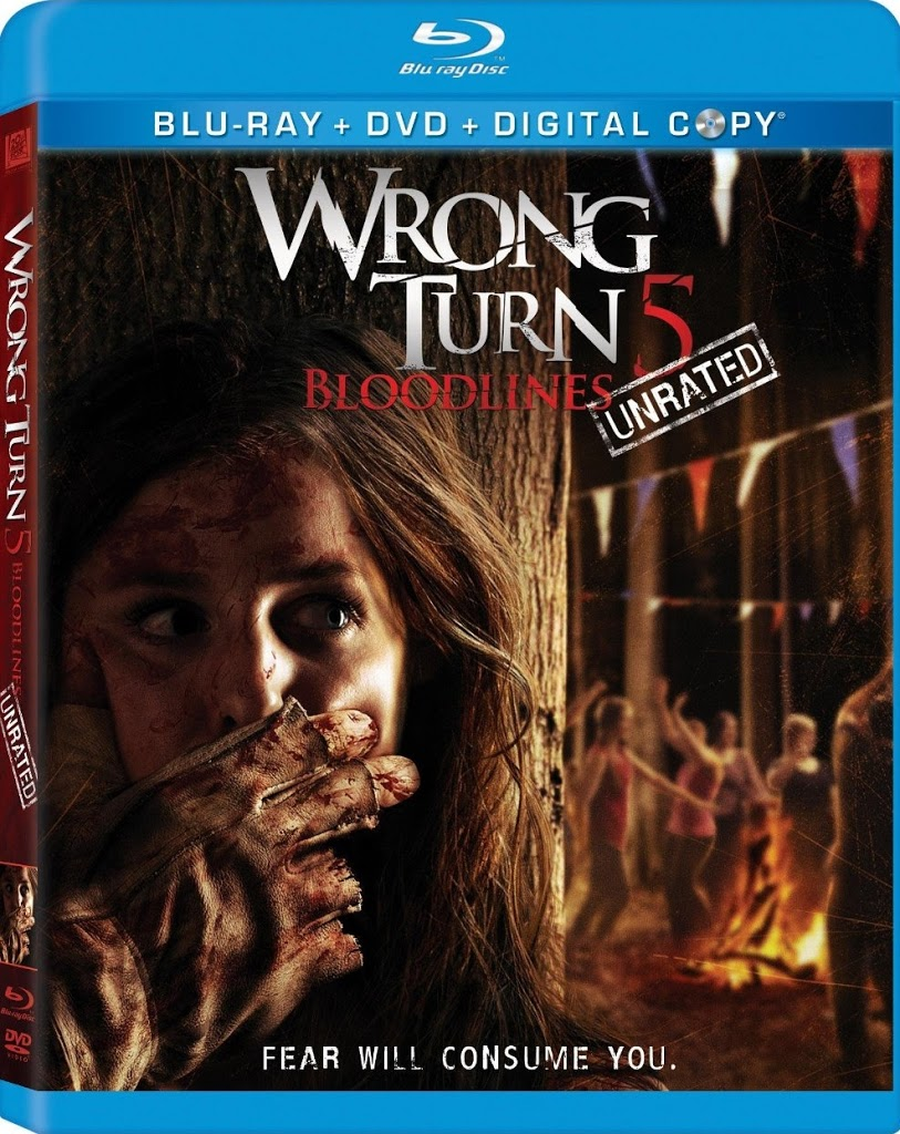 Blu-ray Review: Wrong Turn 5: Bloodlines