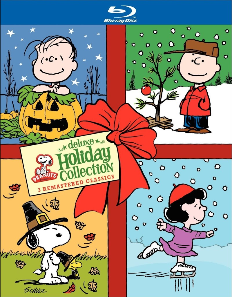 Blu-ray Review: Peanuts Holiday Collection