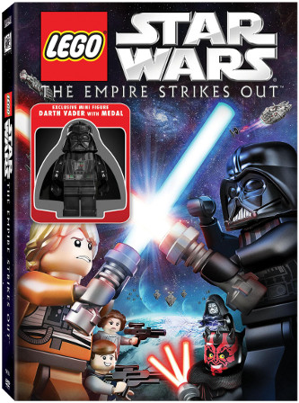 Cool News of the Day:  LEGO Star Wars: The Empire Strikes Out on DVD March 26