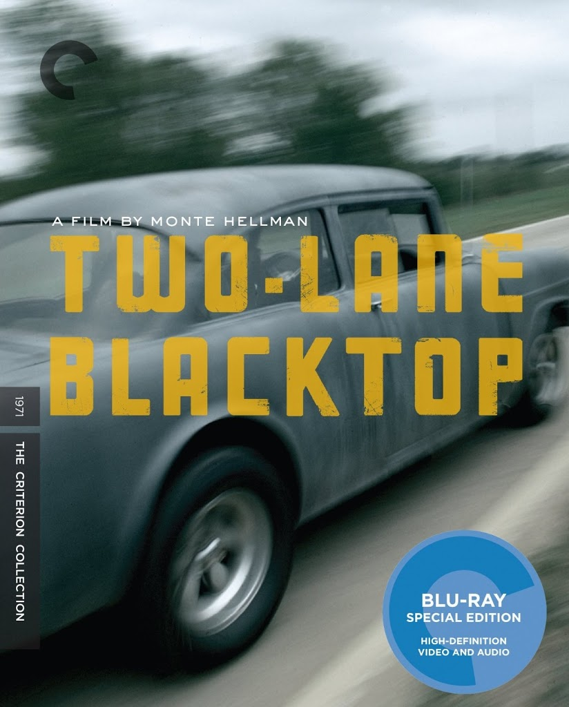 Blu-ray Review: Two-Lane Blacktop - The Criterion Collection