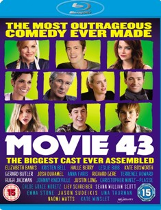 Blu-ray Review: Movie 43