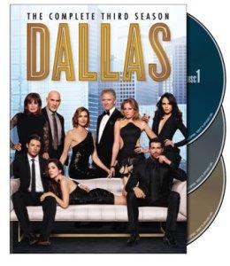 Dallas season 3 cover