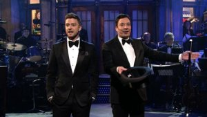 SNL 40 Jimmy Fallon Justin Timberlake rs