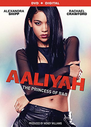 Aaliyah Princess of R n B DVD cover