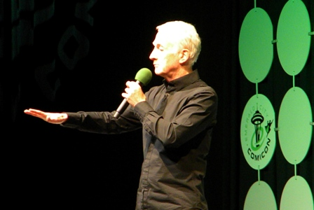 Anthony Daniels ECCC 2015 hand