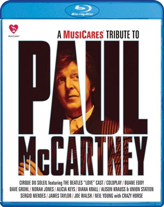 Musicares Tribute to Paul McCartney cover rs