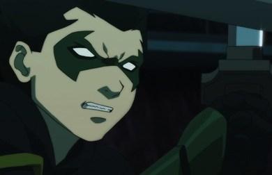Batman vs Robin robin
