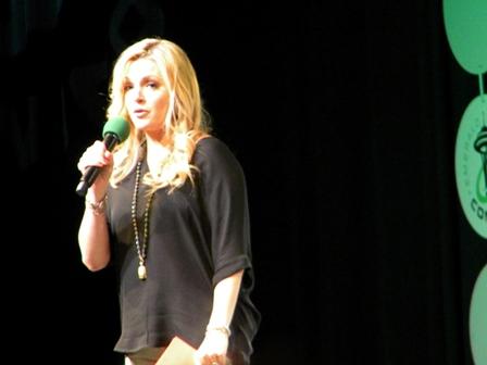 Clare Kramer ECCC 2015
