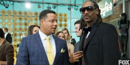Empire Snoop and Lucious