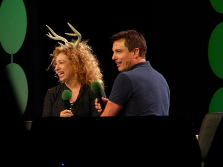 John-Barrowman-Alex-Kingston-ECCC-2015