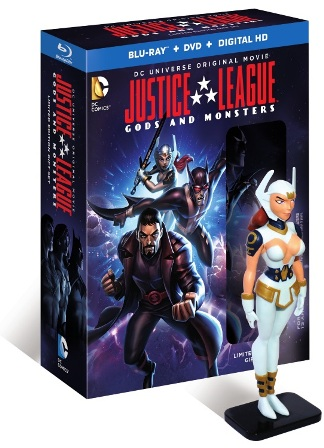 Justice League Gods and Monsters deluxe r