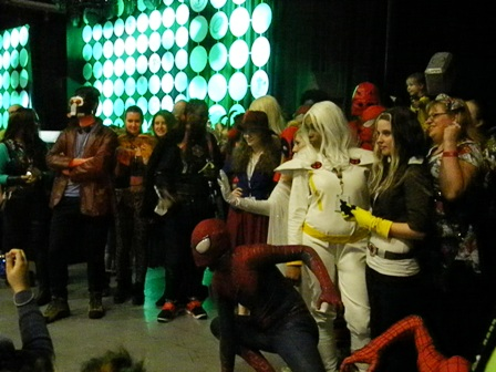 Stan Lee Costume Party ECCC 2015