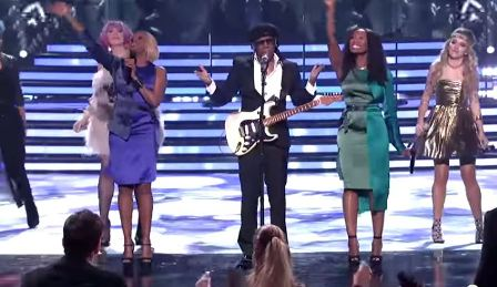 American Idol Nile Rodgers