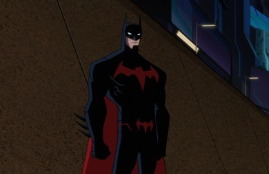 Batman Unlimited Animal Instincts Batman feat
