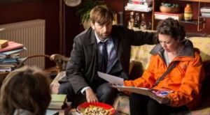 Broadchurch Tennant Colman home