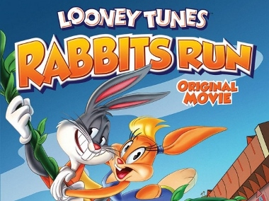 Looney Tunes Rabbits Run DVD – All-New Animated Film – Due August 4, 2015