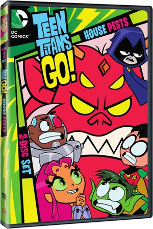 Teen Titans Go House Pests 3D rs