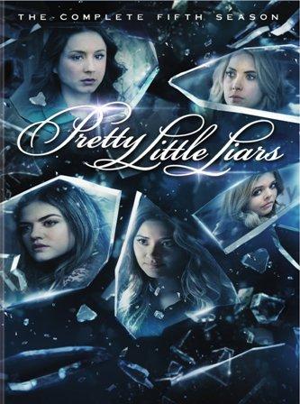 Pretty Little Liars season 5 DVD rs