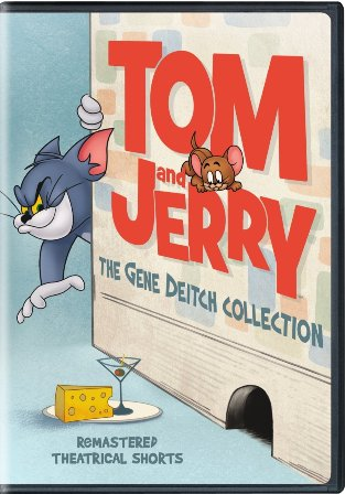 Tom and Jerry Gene Deitch cover