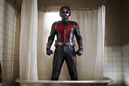 Marvel's Ant-Man Scott Lang/Ant-Man (Paul Rudd) Photo Credit: Zade Rosenthal © Marvel 2014