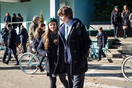 Wayward Pines S1 Ep7 Ben and Amy