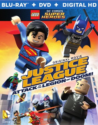 Lego Justice League Legion of Doom