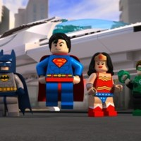 Blu-ray Review: LEGO Justice League - Attack of the Legion of Doom