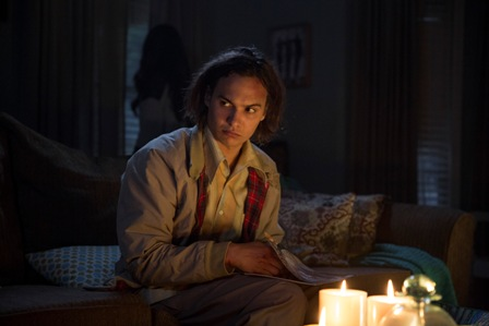 Frank Dillane as Nick - Fear The Walking Dead _ Season 1, Episode 3 - Photo Credit: Justina Mintz/AMC
