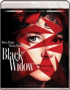 Black Widow Twilight Time Blu-ray