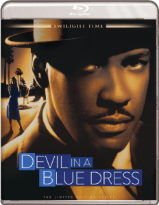 Devil in a Blue Dress Twilight Time Blu-ray