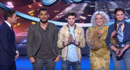 American Idol cut 4