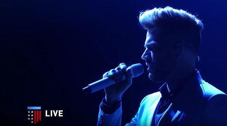 AI Top 5 Adam Lambert