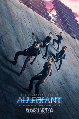 Divergent Allegiant poster (253x380)