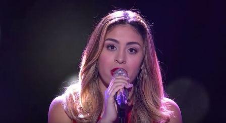 Gianna American Idol Top 8