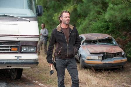 "TV Review: The Walking Dead Season Six Episode 12 ""Not Tomorrow Yet"""